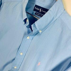 Polo Ralph Lauren Classic Oxford | Sz 15.5/L